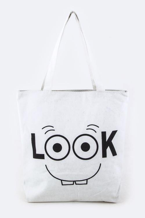 LOOK Fashion Tote