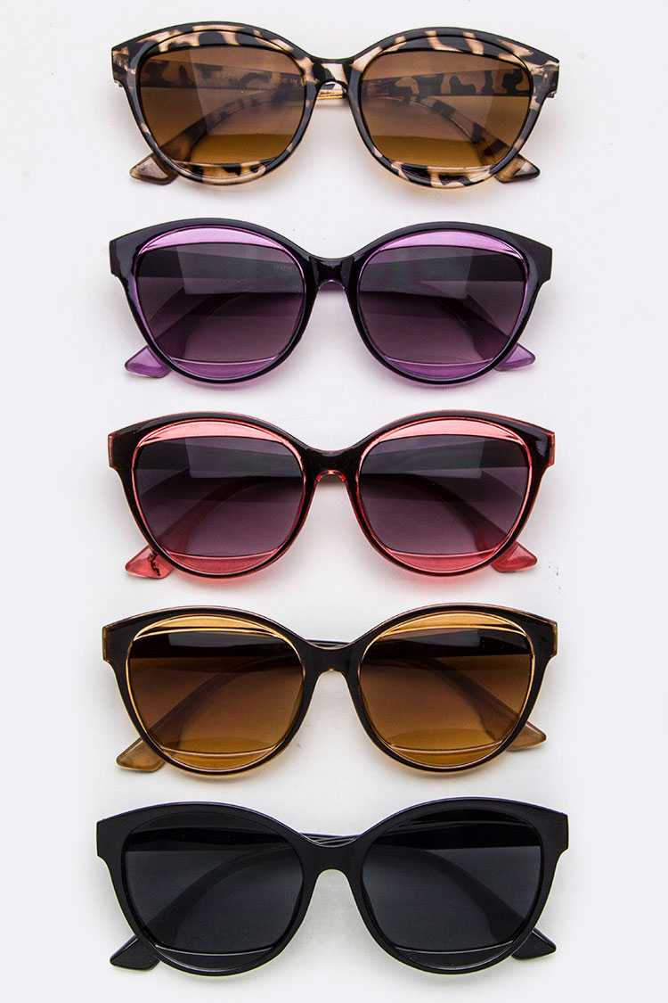 Iconic Rim Fashion Sunglasses