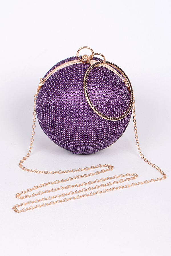 Disco Ball Iconic Clutch Bag