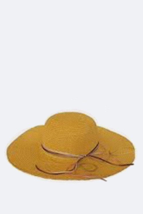 Tri Tone Band Summer Hat