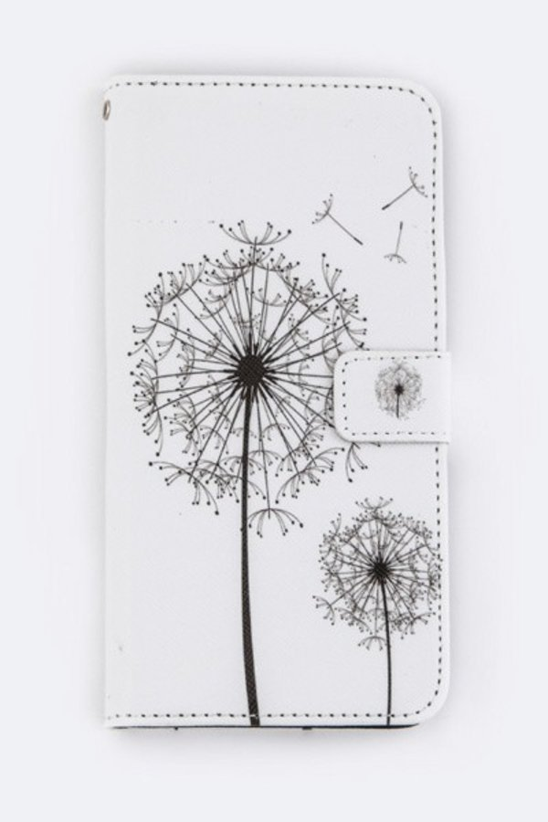 Dandelion Iphone 6Plus Fashion Case