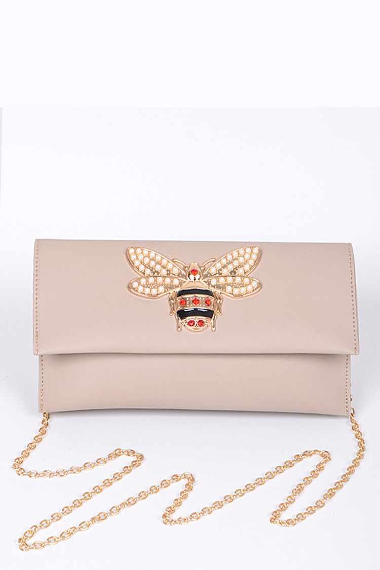 Bumble Bee Iconic Convertible Clutch Bag