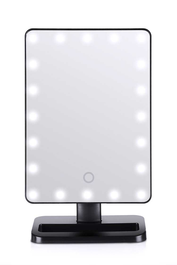 Starbright Free Stand LED Vanity Mirror