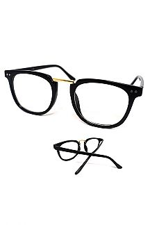 Metal Bridge Optical Glasses