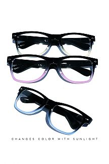 2 Tone Rim Optical Glasses