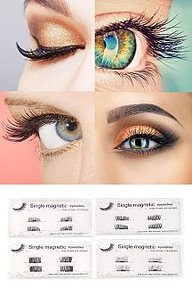 Assorted Magnetic Eyelashes Set
