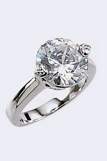 Cubic Zircornia Ring
