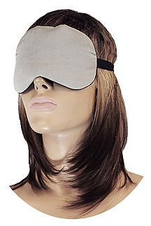 Padded Eye Mask & Soothing Gel Pad Set (SOLID)