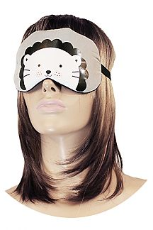 Padded Eye Mask & Soothing Gel Pad Set (LION)