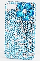 Crystal Flower iPhone 4/4S Case