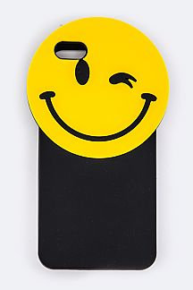 Wink Emoji Iconic Iphone6/6Plus Case