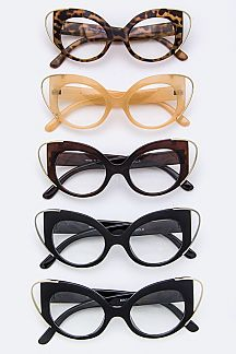 Iconic Cat Eye Optical Sunglasses