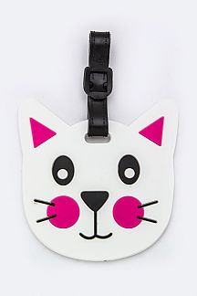 Kitty Jelly Bag & Luggage Tag