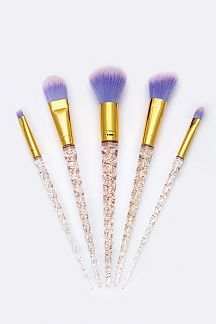 Beauty Touch Cosmetic Brushes Set