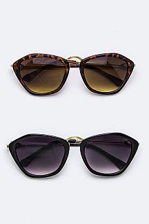 Crystal Temple Iconic Sunglasses