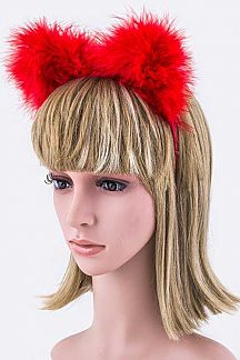 Fur Ears Headband
