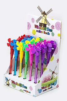 Windmill Toy Pen Set