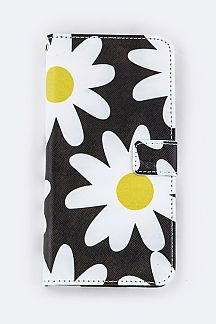 Daisy Print Iphone 6Plus Fashion Case