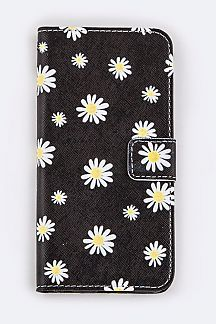 Daisy Pattern Iphone 6 Fashion Case