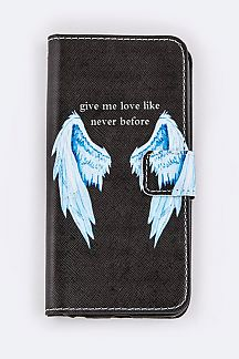 Give Me Love Like Never Before Iphone 6 Fashion Case