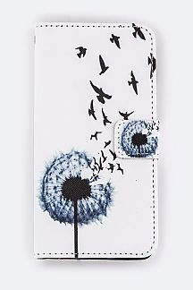 Dandelion Iphone 6 Fashion Case