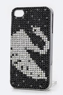 Crystal Swon Iphone 4/4S Cover