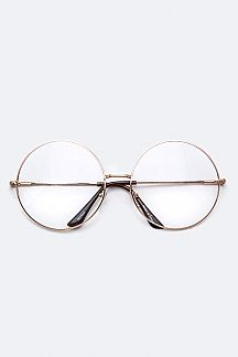 Round Optical Glasses