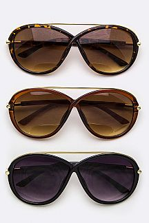 Iconic Infinity Frame Sunglasses