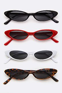 Iconic Retro 90's Sunglasses