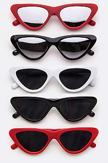 90's Retro Fashion Sunglasses