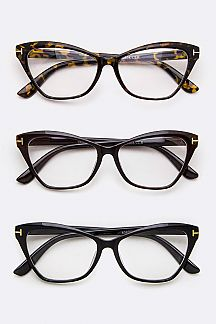 Fashion Clear Optical Glasses