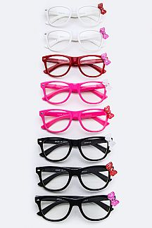 Bow Accent Optical Glasses