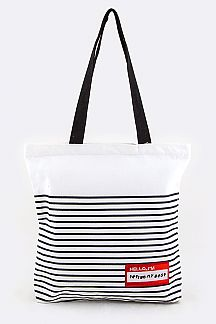 Trying My Best Cotton Tote Bag