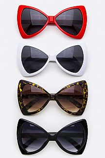 Iconic Large Butterfly Sunglasses