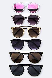 Classic Top-Bar Sunglasses
