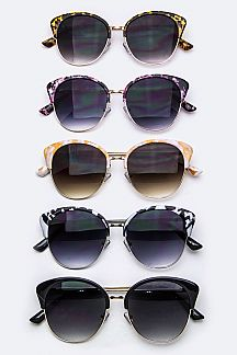Iconic Browline Sunglasses
