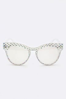 Crystal Ornate Optical Glasses