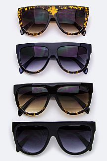 Iconic Square Fashion Sunglasses