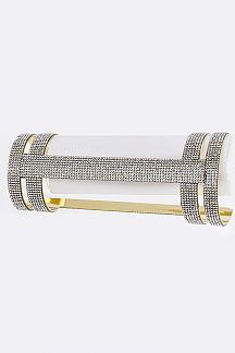 Crystal T-Bar Ex Wide Cuff