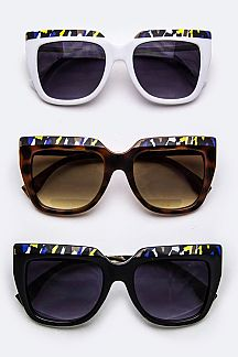 Oversized Iconic Sunglasses