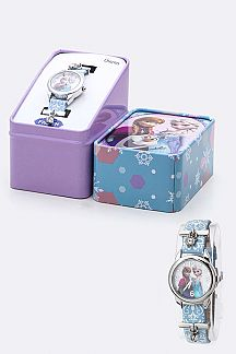 Crystal Charms FROZEN Watch
