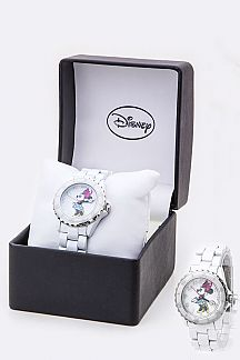 Minnie Crystal Fashion Watch