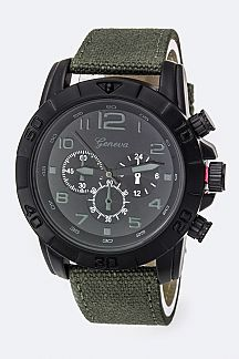 Sports Chrono Watch
