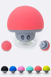 Mushroom Wireless Mini Speakers