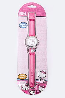 Hello Kitty Charmed Watch