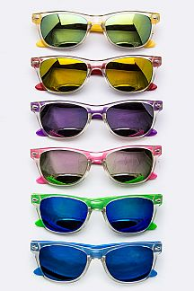 Kids Size Fashion Sunglasses