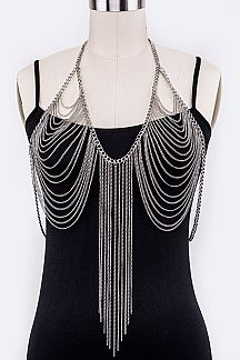 Statement Layered Body Chain