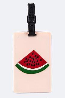 Watermelon Jelly Bag & Luggage Tag