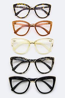 Fashion Cat Eye Optical Glasses