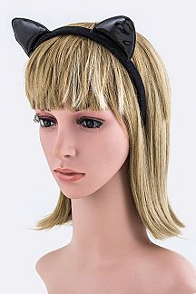 Patent Cat Ears Headband